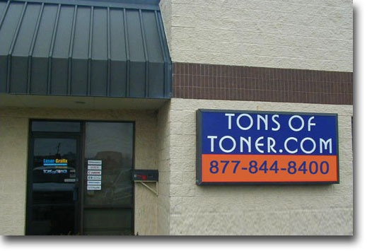 TONS OF TONER OFFICE