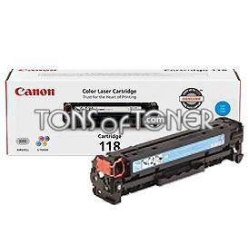 Canon 2661B001AA Genuine Cyan Toner
