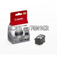 Canon 2973B001 Genuine Black Ink Cartridge