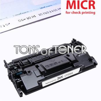 Hewlett Packard LaserJet Pro MFP M426 Fdn Black MICR Toner