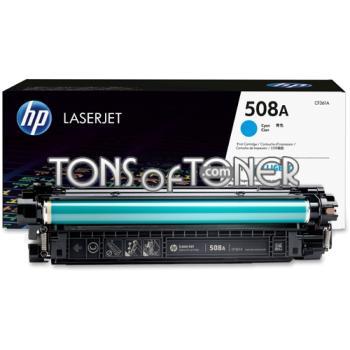 Hewlett Packard Color LaserJet Enterprise MFP M577 Dn Cartridges
