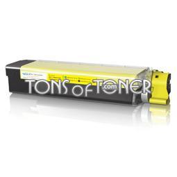 Media Sciences MSOK5855Y-HC Compatible Yellow Toner